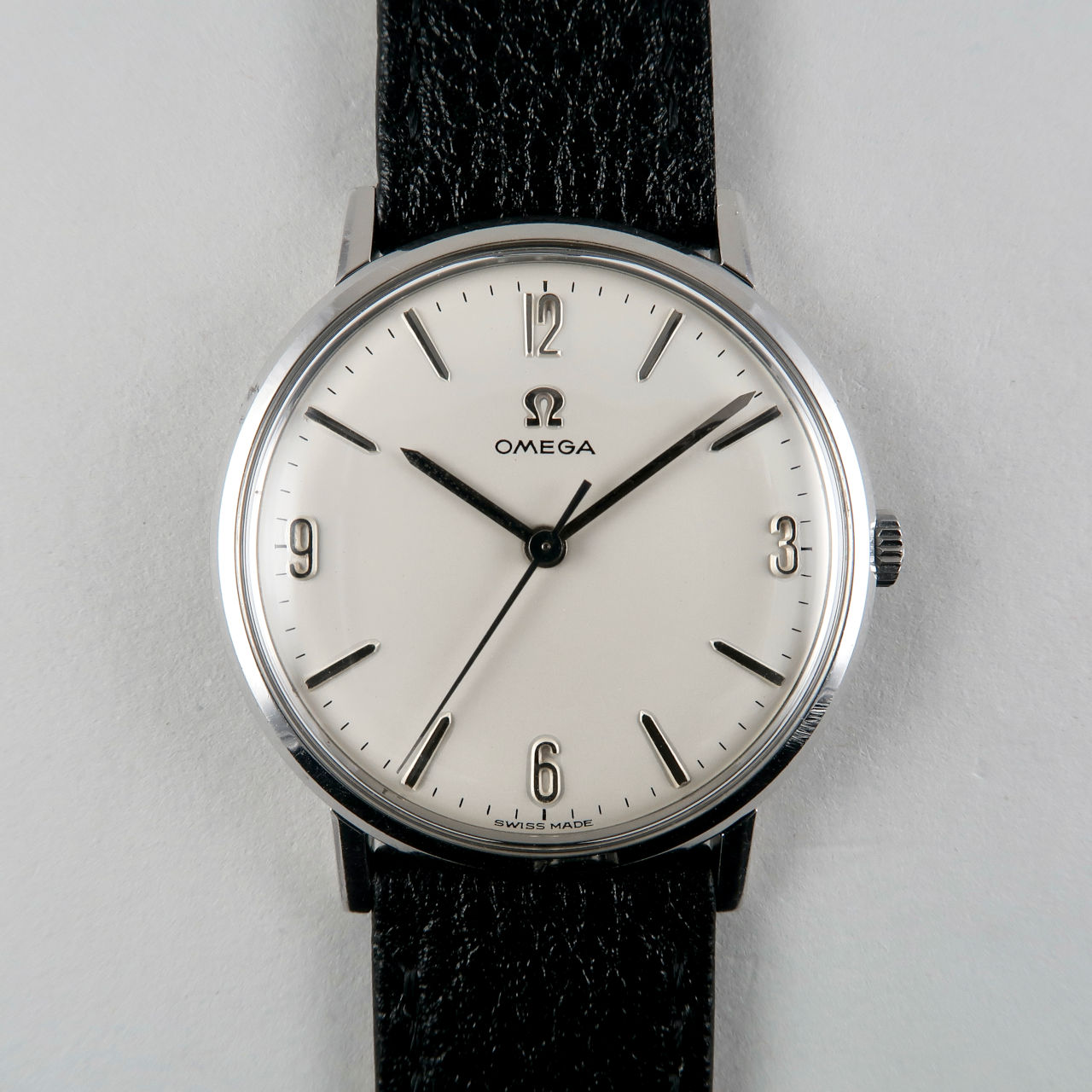 Omega Ref. 131.019 circa 1965 | steel hand wound vintage wristwatch