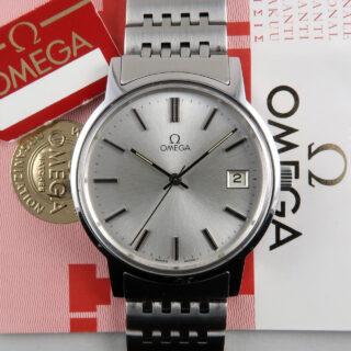 Omega Ref. 1360.0104 sold in 1981 | full set steel