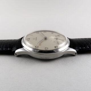 Omega Ref. 720 circa 1950 | steel manual vintage wristwatch