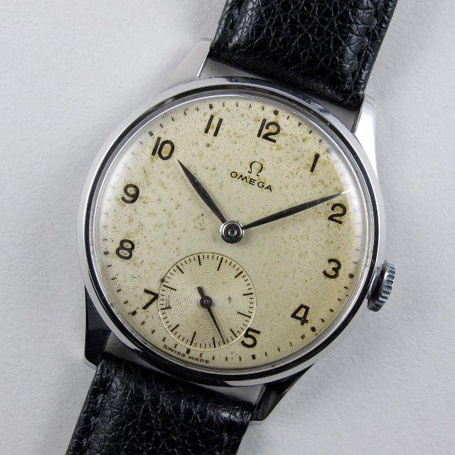 Omega Ref. 720 vintage wristwatch, circa 1946