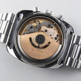 Omega Seamaster Chronograph Ref. 176.007 vintage chronograph wristwatch, circa 1972