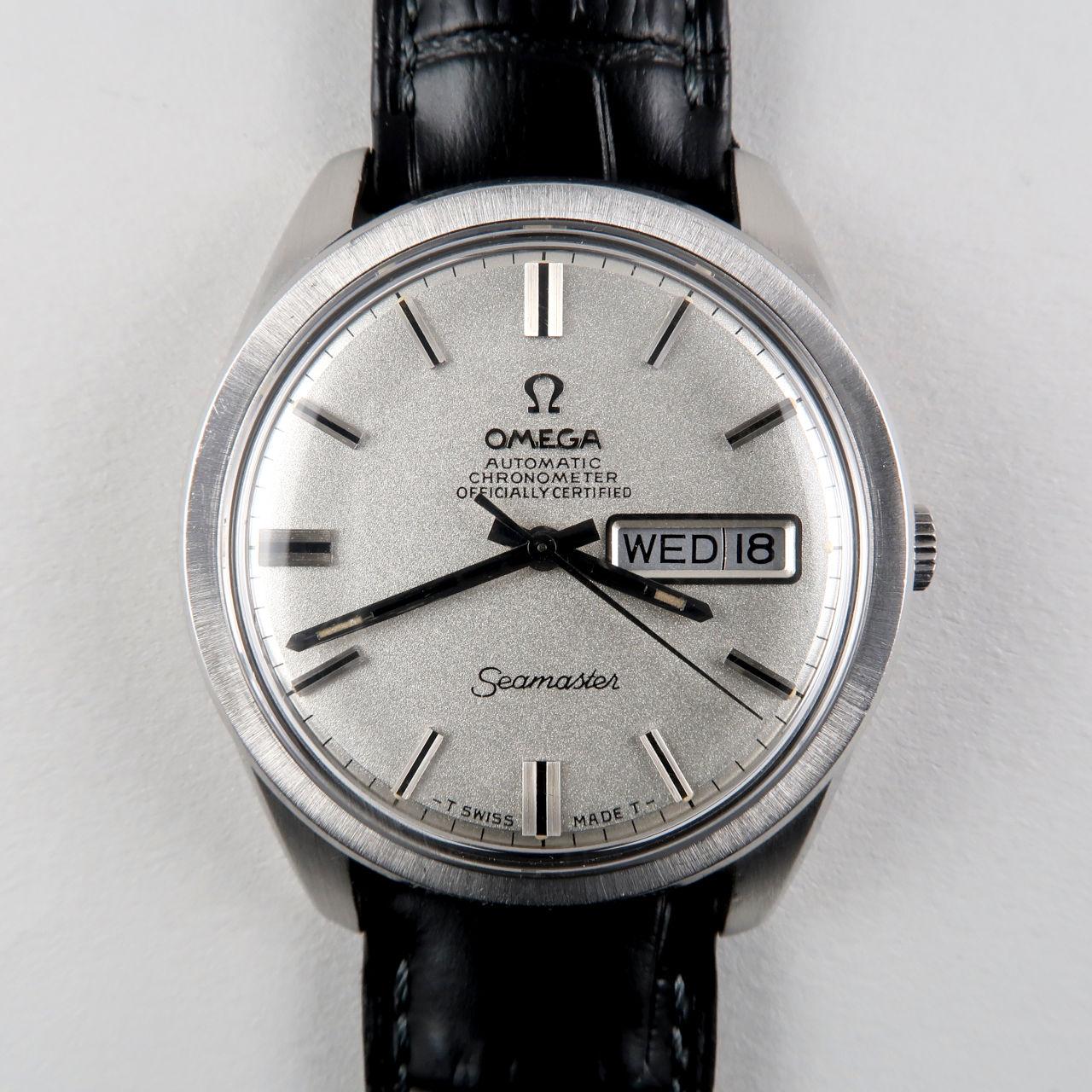 Omega Seamaster Chronometer Ref.168.023 circa 1969