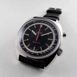 Omega Seamaster Chronostop Ref. 145.007 circa 1968   steel manual vintage wristwatch