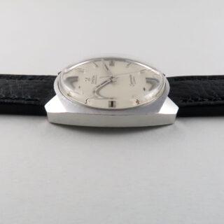 Omega Seamaster Cosmic Ref. 165.022 steel vintage wristwatch, circa 1968