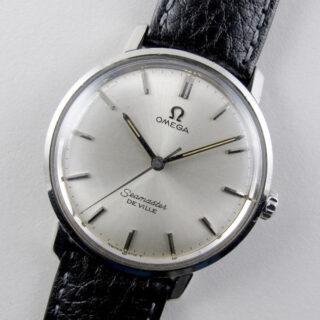 Omega Seamaster de Ville Ref. 135.020 vintage wristwatch, circa 1964