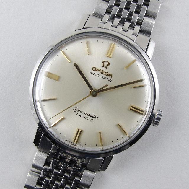 omega seamaster deville vintage watches