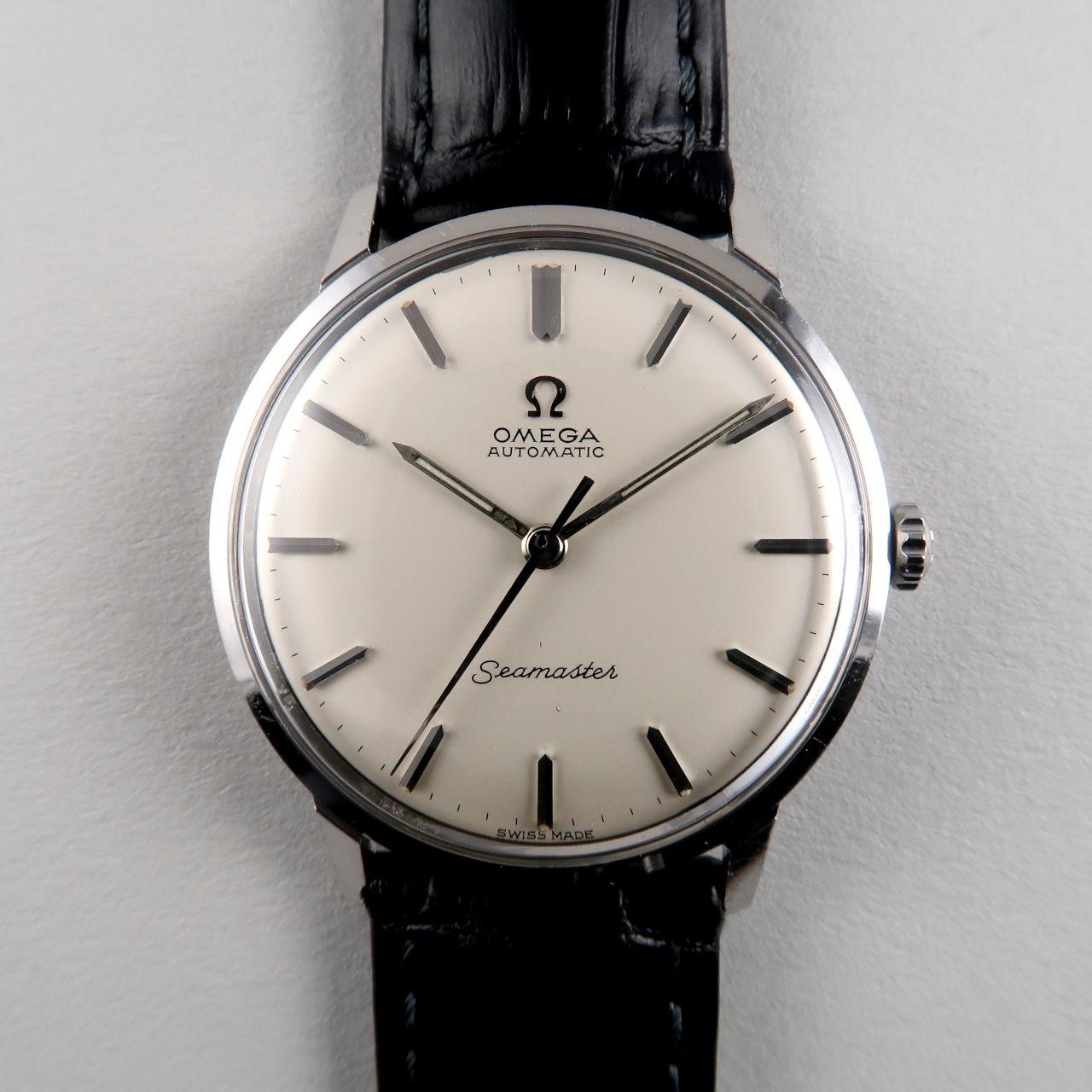 Omega Seamaster Ref. 165.001 circa 1963