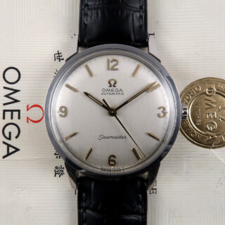Omega Seamaster Ref. 165.002 sold 1968