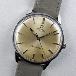Omega Seamaster Ref. 165.002 vintage wristwatch, circa 1966