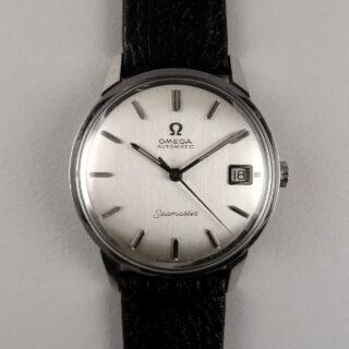 Omega Seamaster Ref. 166.002 circa 1966 | steel automatic wristwatch