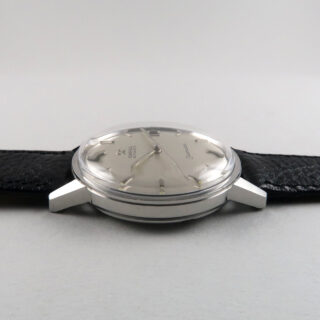 Omega Seamaster Ref. 166.002 steel vintage wristwatch, circa 1966