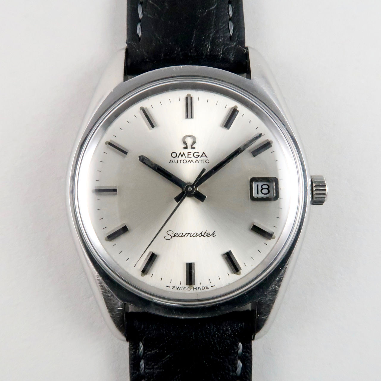 Omega Seamaster Ref. 166.067 circa 1969