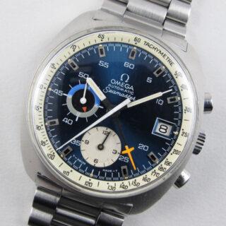Omega Seamaster Ref. 176.007 vintage chronograph wristwatch, circa 1972