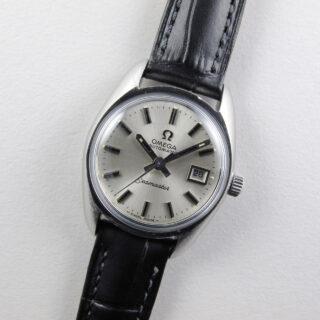 Omega Seamaster Ref. 566.026 steel vintage wristwatch, circa 1970