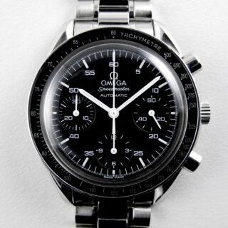 Omega Speedmaster Reduced Ref.3510.50.00 steel chronograph, circa 1999