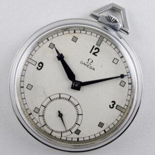 Omega vintage pocket watch, circa 1930