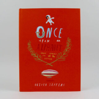 once upon an alphabet oliver jeffers 01