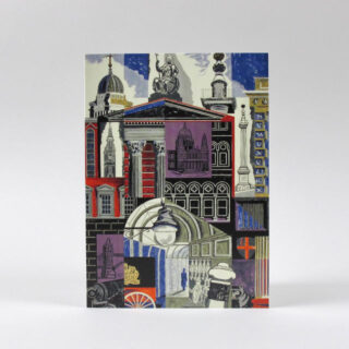 Edward Bawden Greetings Cards from Orwell Press