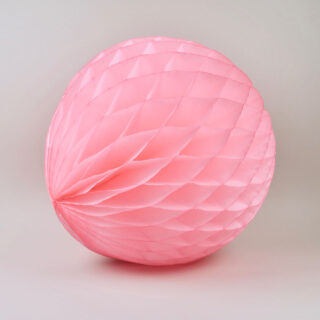 Honeycomb Paper Ball - 48cm Diameter
