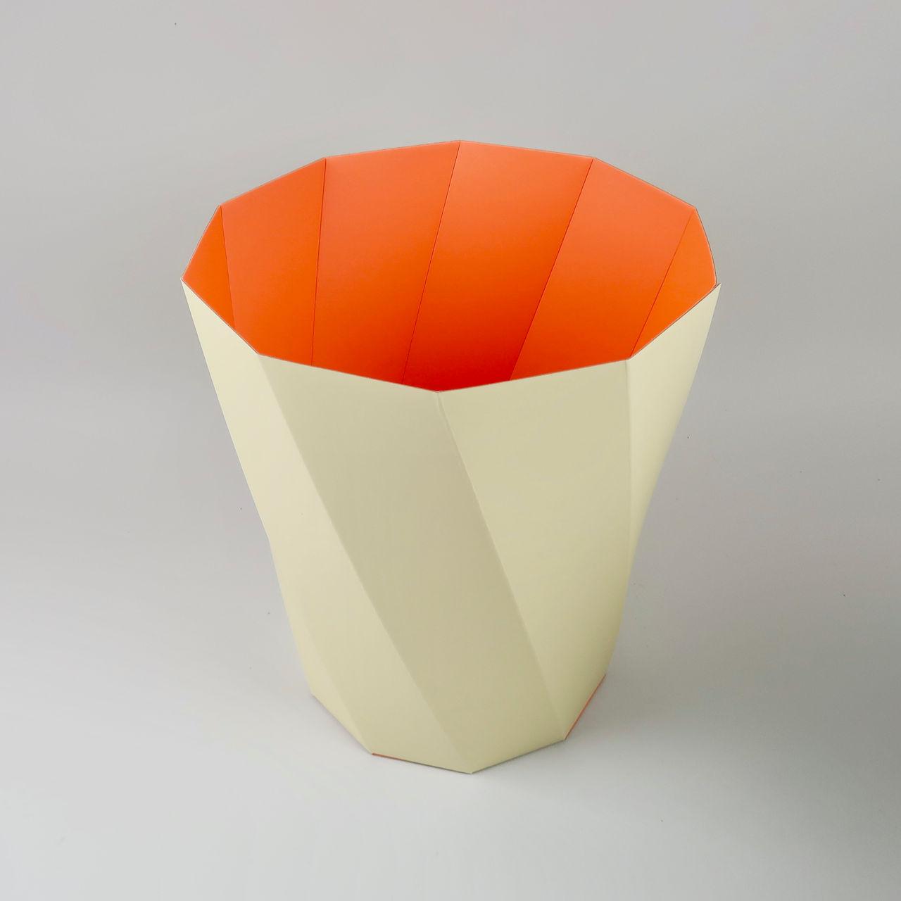 Paper Paper Bin - Warm Beige
