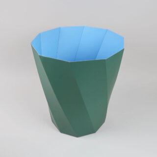 Paper Paper Bin - Dark Green