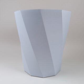 Paper Paper Bin - Light Grey