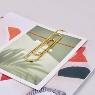 Papier Tigre Giant Paperclips