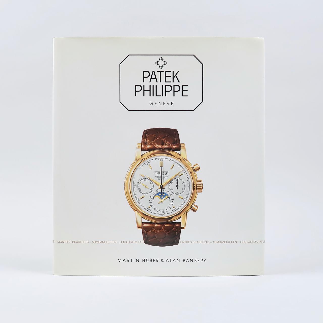 Patek Philippe Genève Wristwatches by Martin Huber & Alan Banbery