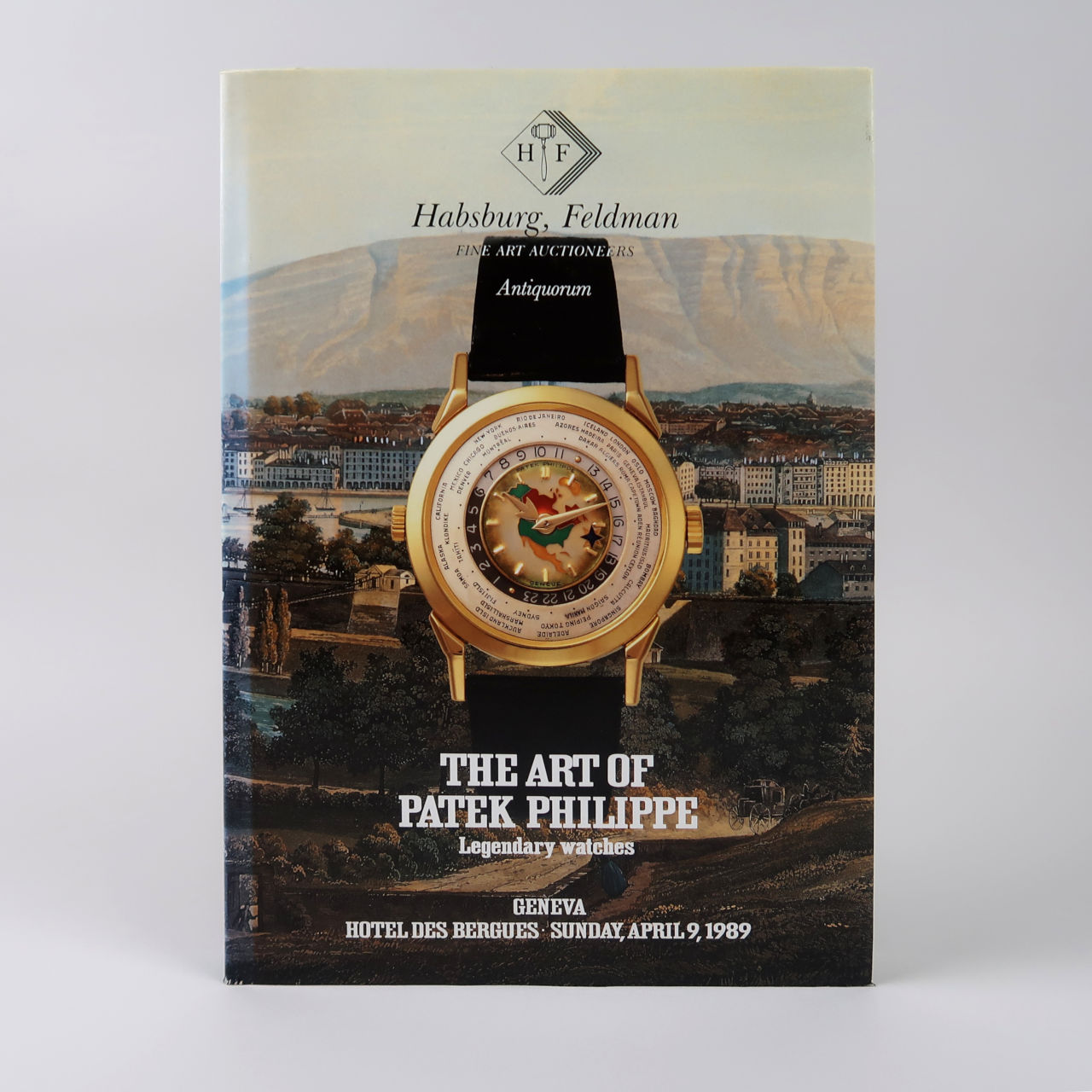 The Art of Patek Philippe - Legendary Watches, Hapsburg Feldman Auctioneers April 9th, 1989