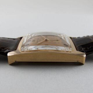 Patek Philippe Ref. 2433R pink gold vintage wristwatch, made in 1952