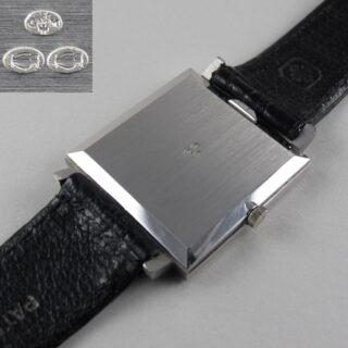 White Gold Patek Philippe Ref. 3555 vintage wristwatch, made in 1971