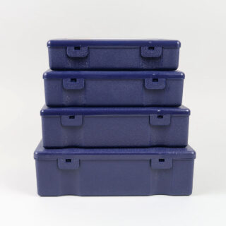 penco storage box navy