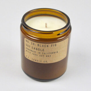 Black Fig Scented Candle