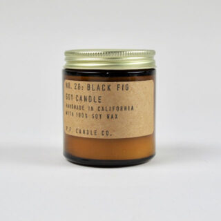 Black Fig Scented Candle - Small
