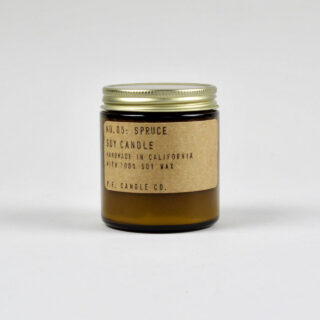 Spruce Scented Candle - Small