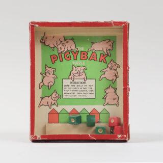 Pigybak Vintage Game