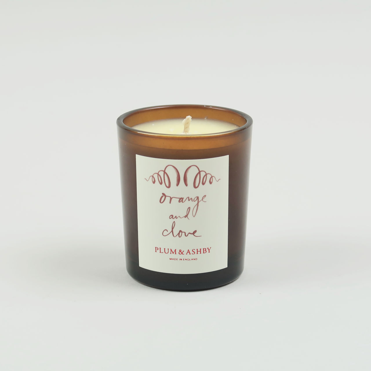 Orange & Clove Scented Candle - Small