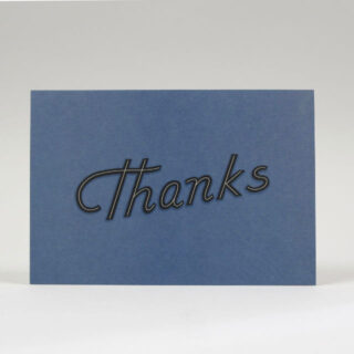 Message Greetings Cards from Pressed & Folded