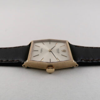 Rolex Cellini Ref. 4121 Full Set 18ct gold vintage wristwatch, sold in 1992