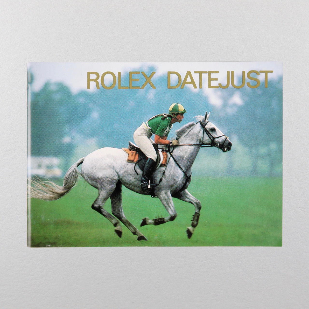 Rolex Datejust Booklets