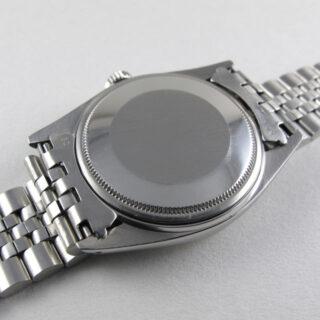 Rolex Oyster Perpetual Datejust Ref. 1603 steel vintage wristwatch, circa 1974