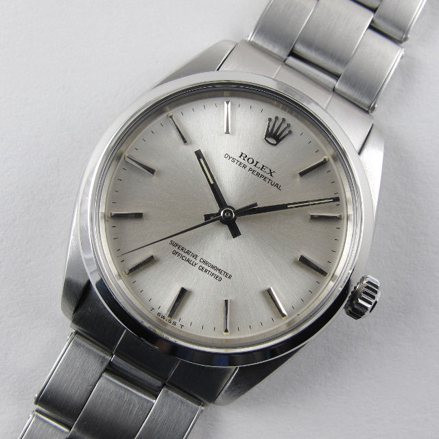 Steel Rolex Oyster Perpetual Chronometer Ref. 1002 vintage ... 24769cc52ef5
