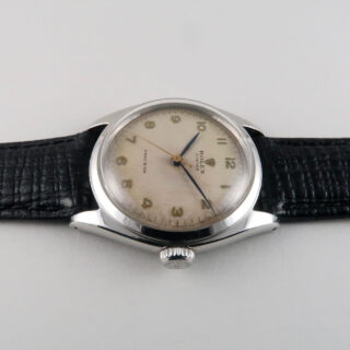 Rolex 'Super' Oyster Precision Ref. 6022 steel vintage wristwatch, circa 1951