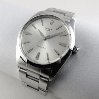 Rolex Oyster Precision Ref. 6424 steel vintage wristwatch, circa 1966
