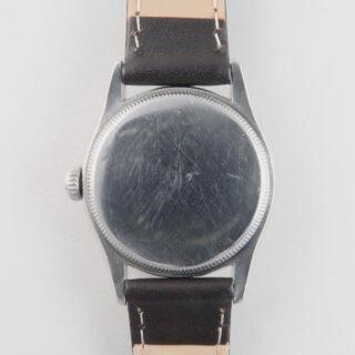 Rolex Oyster Royal Ref. 6044 steel vintage wristwatch, circa 1950