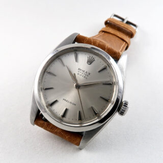 Rolex Oyster Royal Precision Ref. 6426 dated 1963 | steel manual vintage wristwatch
