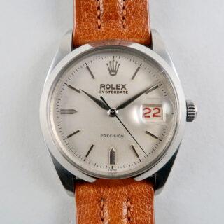 Rolex Oysterdate Ref. 6494 dated 1959