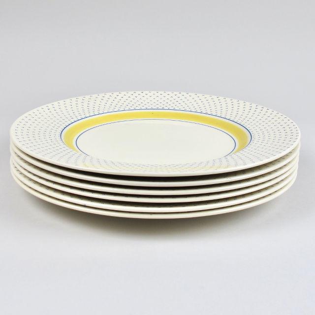 Royal Doulton 'Radio' Dinner Plates