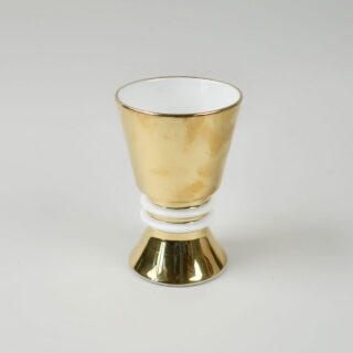 Chalice Form Vase by Royal Worcester