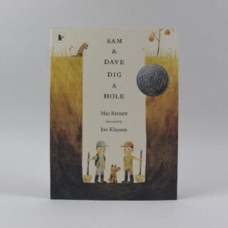 sam and dave dig a hole book 01